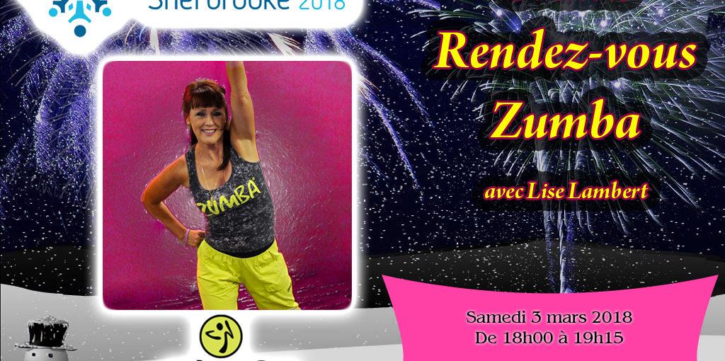 Grand Rendez-vous Zumba au Carnaval de Sherbrooke