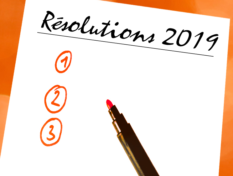 Resolutions du nouvel an